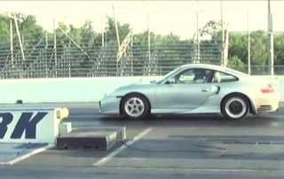 World's fastest 996 turbo 1/4 mile - Markski's 996 turbo