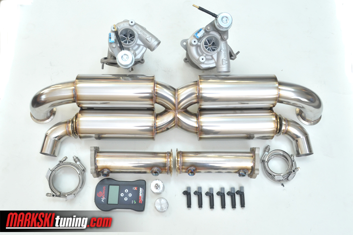 Ecu Tuning Stage 3- 600/HP K16 billets